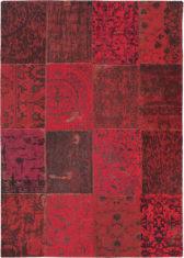 Czerwony Dywan Patchwork - Red 8014