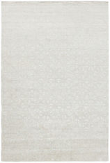 biały dywan wycinany Shangri La White Mosaic 7041