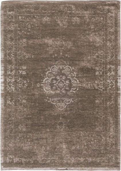 brazowy dywan klasyczny - Black Pepper 8381