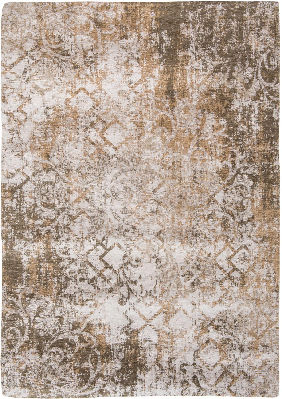 brązowy dywan vintage Sherezad 8548
