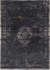 czarny dywan klasyczny - Mineral Black 8263
