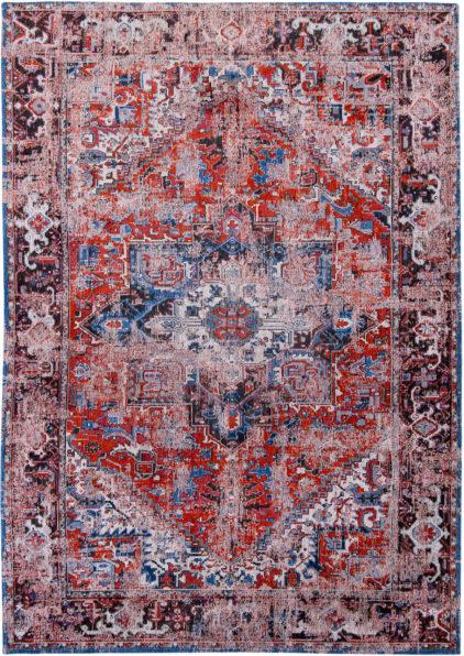 czerwony dywan klasyczny Classic Brick 8703
