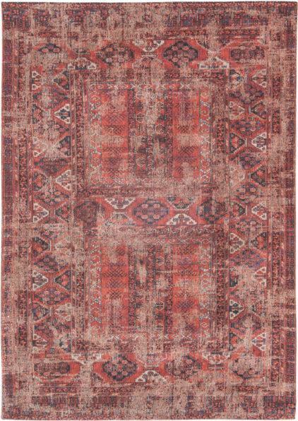 czerwony dywan vintage - 782Red 8719