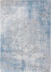 niebieski dywan vintage Alhambra 8545