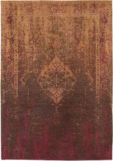 pomarańczowy dywan klasyczny - Mango Brown 8637