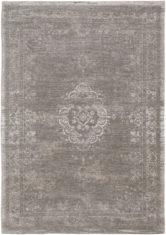 szary dywan klasyczny - White Pepper 8382