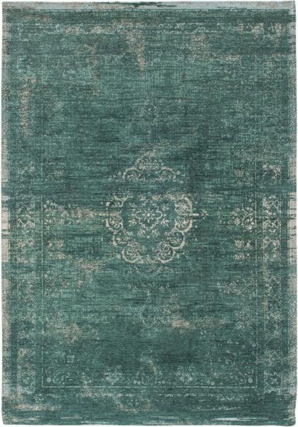 zielony dywan klasyczny - Jade 8258