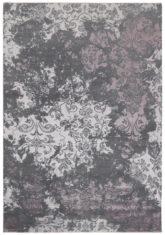 fioletowy dywan ekskluzywny 3D - Damask 7082
