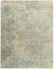 pastelowy dywan ekskluzywny 3D - Damask 7093