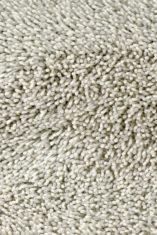 Dywan shaggy biały Gravel Mix 68209