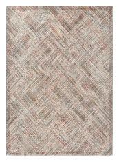 bezowy dywan geometryczny Prado Crayon 22602