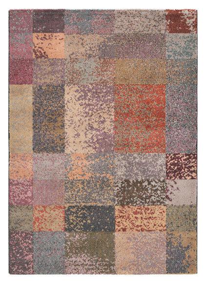 kolorowy dywan geometryczny Prado Vintage 21100