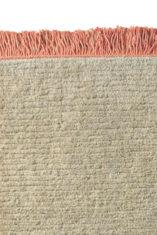 beżowy dywan gładki Nima Salmon 97001