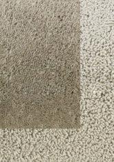 beżowy dywan gładki Twinset Border 21301