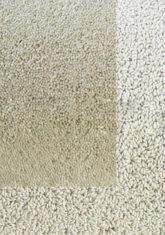 beżowy dywan gładki Twinset Border 21304