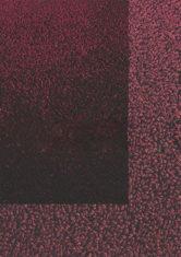 bordowy dywan gładki Twinset Border 21300