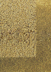 złoty dywan gładki Twinset Border 21206