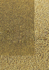 złoty dywan gładki Twinset Border 21306