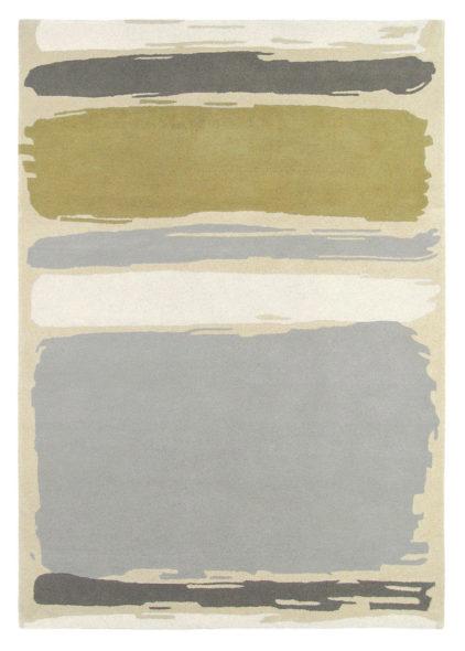 beżowo szary dywan nowoczesny Abstract Linden 45401