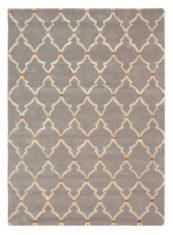 dywan koniczyna marokańska Empire Trellis Slate 45504