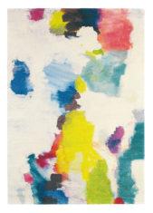 Kolorowy Dywan Artystyczny - NEVIS 19100
