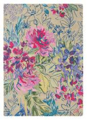 kolorowy dywan w kwiaty Ines Jardin 19904
