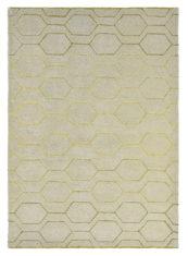 beżowy dywan geometryczny Arris Grey 37304