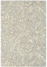 beżowy dywan w kwiaty Bachelors Button Linen 28209