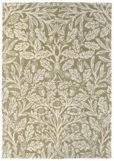 beżowy dywan w kwiaty Oak Linen 27904