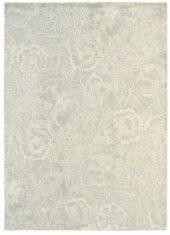 beżowy dywan w kwiaty Poppy Cream 28409