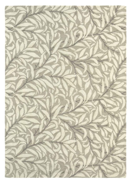 beżowy dywan w kwiaty Willow Bough Ivory 28309
