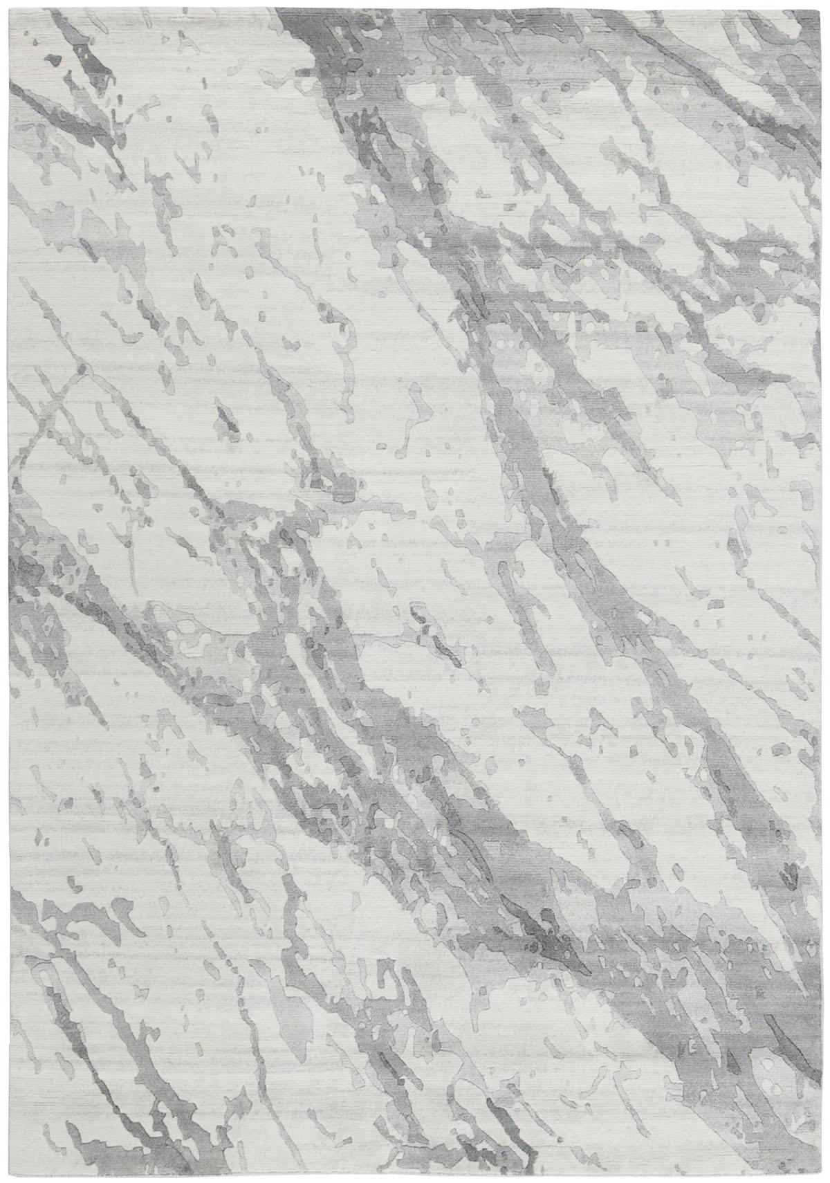 biało szary dywan ekskluzywny Temptation 8098