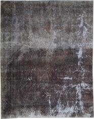 brązowo szary dywan perski Lori Braun 0586