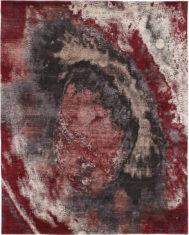czerwono czarny dywan ekskluzywny Seduction 840235