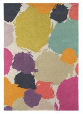kolorowy dywan artystyczny Paletto Berry 44205
