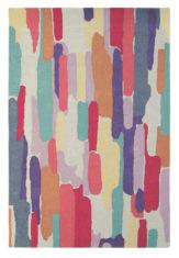 kolorowy dywan artystyczny Trattino Berry 44805
