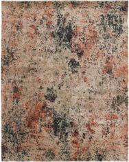 pomarańczowo beżowy dywan ekskluzywny Seduction 840214