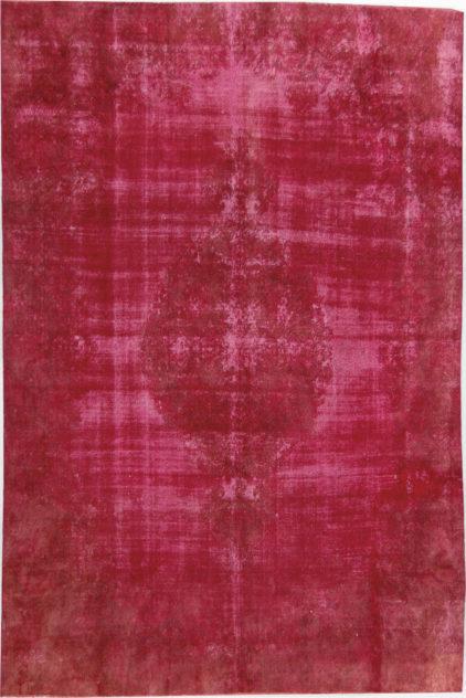 różowo czerwony dywan perski Pink 0488