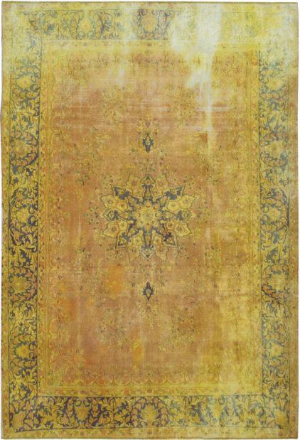 żółty dywan perski King Yellow 1034