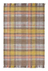 Kilimowy Dywan w krate Atelier Jolie 49301