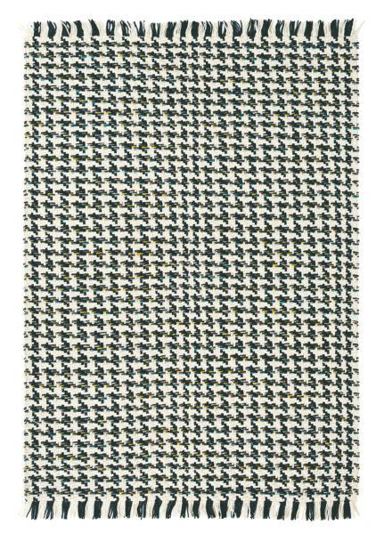 Kilimowy Dywan w pepitke Atelier Poule 49805