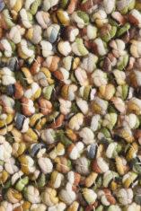 beżowo zielony dywan pleciony Marble 29517