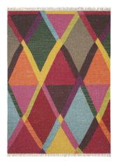 kilimowy dywan geometryczny Kashba Jewel 48300