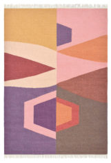 kilimowy dywan geometryczny Kashba Tipi 48900