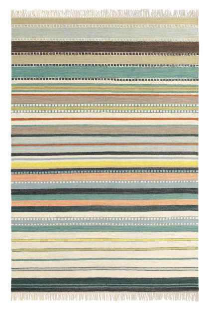 kilimowy dywan w paski Kashba Splendid 48607