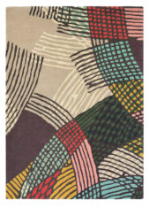 kolorowy dywan nowoczesny Estella Shift 89302