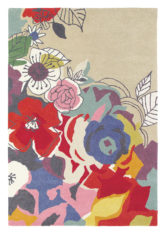 kolorowy dywan w kwiaty Estella Ballad 88000