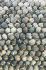 szary dywan pleciony Cobble 29204