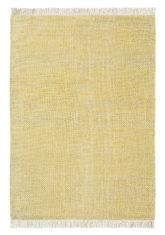 Żółty dywan kilimowy Atelier Craft 49506