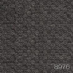 Miuccia 8976 wykładzina w romby czarna
